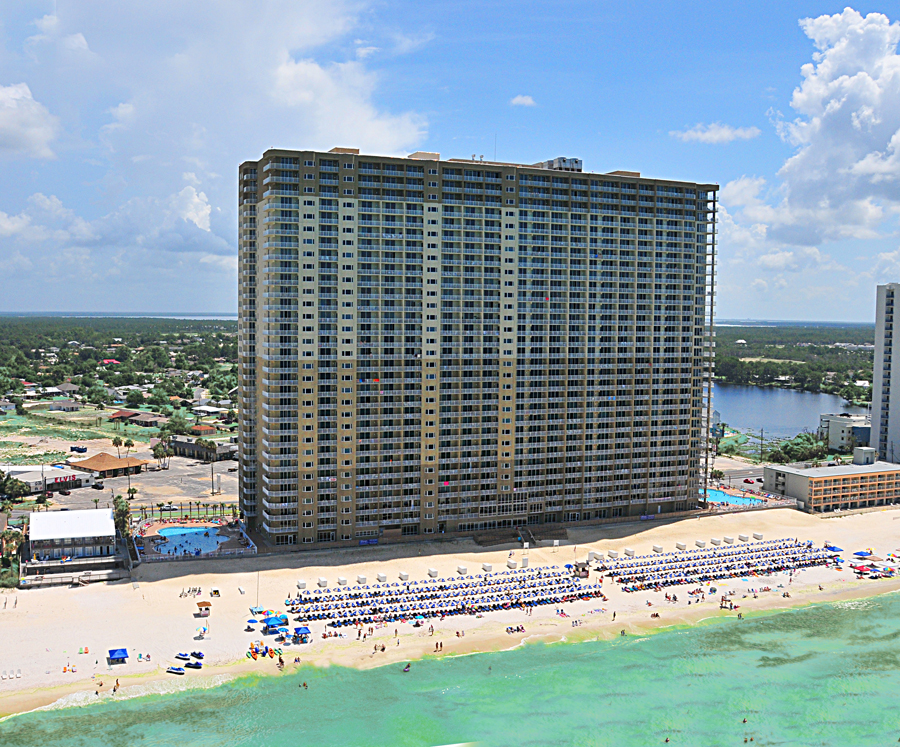 Hotels In Panama City Beach On Thomas Dr
