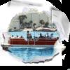Pontoon Boats on Panama City Beach